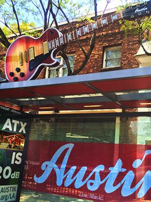Austin CVB Los Angeles Blitz